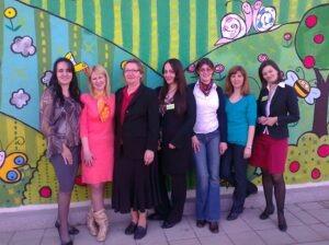 Организаторке Катарина, Јелена,Зорица, Ана, Марија, Јелица, Тијана